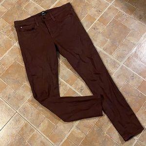 Else wax ankle skinny jeans size women's 29